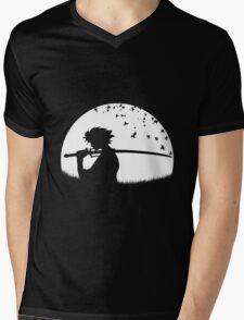 Mugen - Samurai Champloo Mens V-Neck T-Shirt