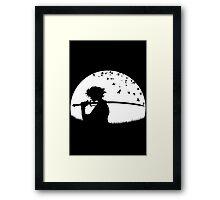 Mugen - Samurai Champloo Framed Print