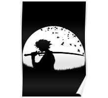 Mugen - Samurai Champloo Poster