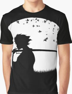 Mugen - Samurai Champloo Graphic T-Shirt