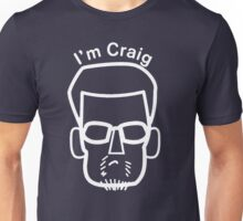 I'm Craig (white lines) T-Shirt
