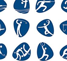 Olympic Games (sports) Sticker