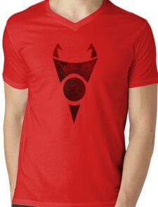 Invader Zim- Irken Symbol Mens V-Neck T-Shirt