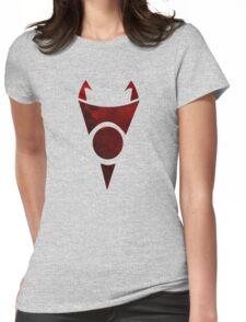 Invader Zim- Irken Symbol Womens Fitted T-Shirt