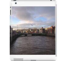Cork, River Lee iPad Case/Skin