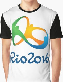 Olympic Games (Rio 2016) Graphic T-Shirt