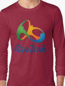 Olympic Games (Rio 2016) Long Sleeve T-Shirt