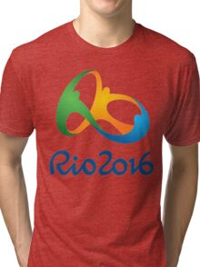 Olympic Games (Rio 2016) Tri-blend T-Shirt