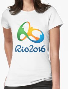 Olympic Games (Rio 2016) Womens Fitted T-Shirt