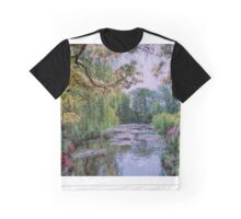 Monets Giverny Graphic T-Shirt
