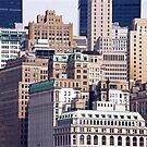 Manhattan by Jean-Luc Rollier