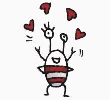 Love Bug Kids Tee
