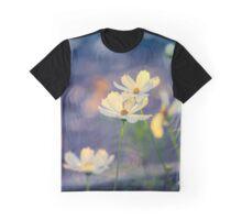 Garden Romance Graphic T-Shirt