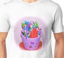 Easter Bucket Treats Unisex T-Shirt