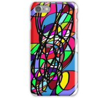 color madness iPhone Case/Skin