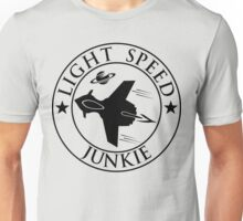 Light speed junkie Unisex T-Shirt