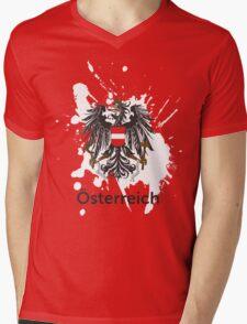 Österreich Mens V-Neck T-Shirt