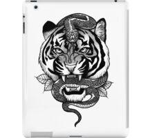 Tigersnake iPad Case/Skin