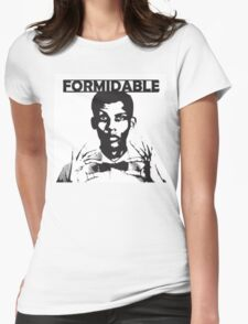 Stromae - Formidable Womens Fitted T-Shirt