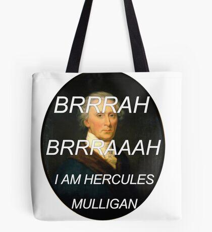 Hercules Mulligan Hamilton Musical Tote Bag