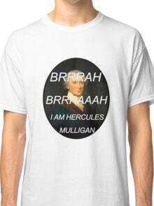 Hercules Mulligan Hamilton Musical Classic T-Shirt
