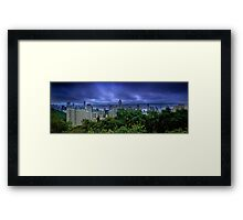 Monsoon Dawn over the Pearl River Framed Print