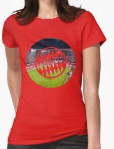 BAYERN MUNCHEN - ALLIANZ ARENA Womens Fitted T-Shirt