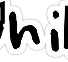 O-HI-O Sticker