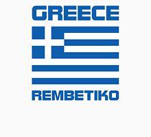 Greece Rembetiko Flag Unisex T-Shirt
