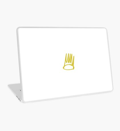 J. Cole Crown Laptop Skin