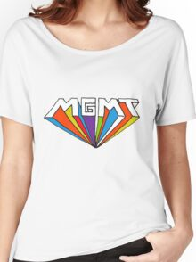 MGMT logo Women's Relaxed Fit T-Shirt
