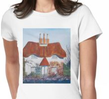Honeypot Cottage Womens Fitted T-Shirt