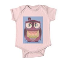 THE SAT UPON OWL One Piece - Short Sleeve