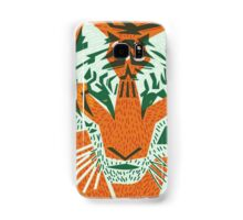 Tiger Conservation Samsung Galaxy Case/Skin