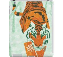 Tiger Conservation iPad Case/Skin