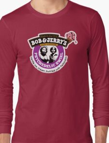 Bob and Jerry's Long Sleeve T-Shirt