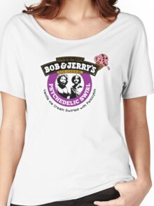 Bob and Jerry's Women's Relaxed Fit T-Shirt