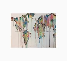Color dripping world  Unisex T-Shirt