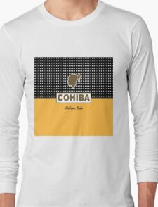 Cohiba Havana Cuba Cigar Long Sleeve T-Shirt