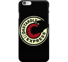 Dastardly & Muttley Express iPhone Case/Skin