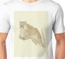 Cougar Jump Unisex T-Shirt