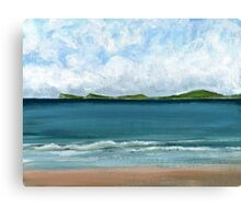 Irish Seascape Canvas Print