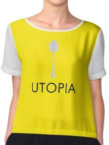 utopia spoon Chiffon Top