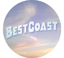 best coast  Photographic Print