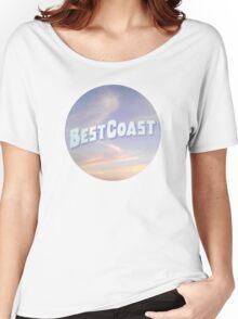 best coast  Women's Relaxed Fit T-Shirt