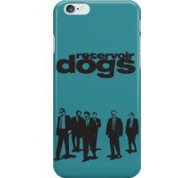 reservoir dogs iPhone Case/Skin