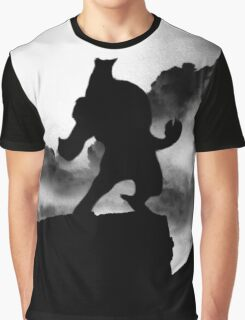 Lycan on the Edge Graphic T-Shirt
