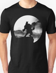 Lycan on the Edge Unisex T-Shirt