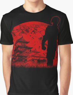 Samurai Guardian Graphic T-Shirt