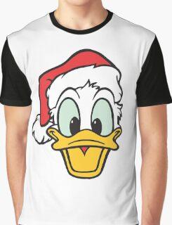 Donald Duck Chrismas Edition Graphic T-Shirt